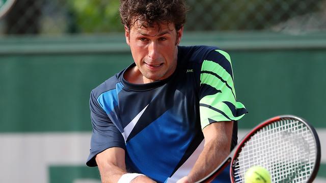Haase woensdag op centre court Roland Garros tegen Nadal