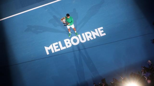 Australian Open gaat uit van toernooi in januari 2021 met fans op tribunes