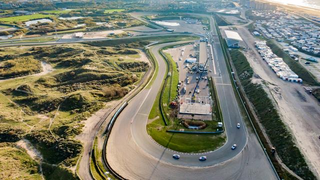 Circuit Zandvoort legt autoshow stil vanwege grote toestroom van publiek