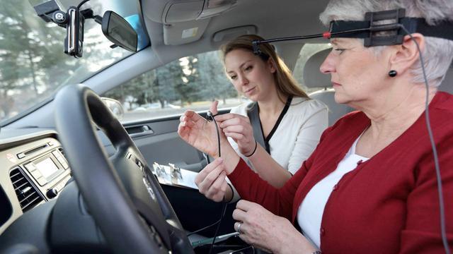 'Stemcommando's in auto leiden achteraf halve minuut af'