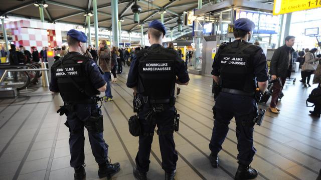 Maatregelen in Nederland na aanslagen Brussel