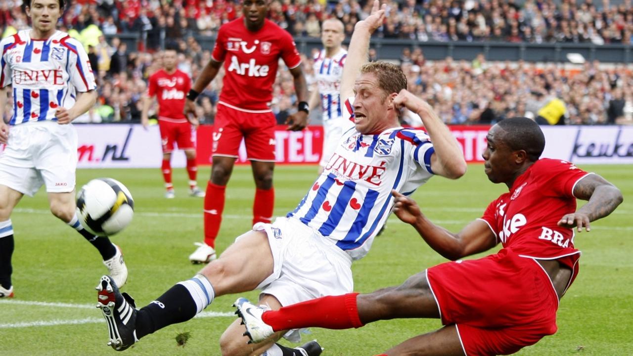 Bekerfinale 2009: sc Heerenveen-FC Twente