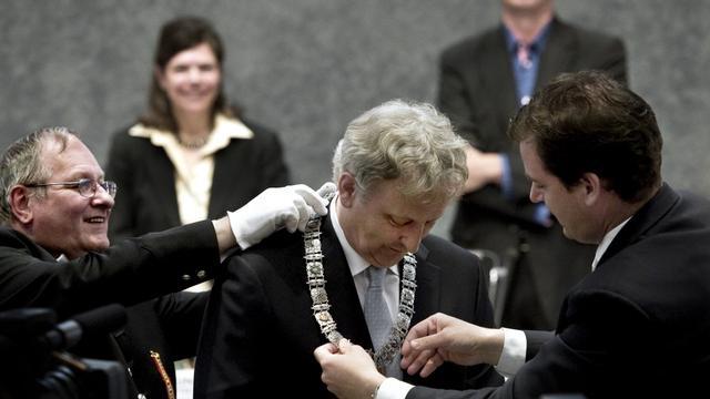 Vacature voor nieuwe burgemeester Amsterdam staat online