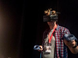 Virtual reality in je ooghoeken