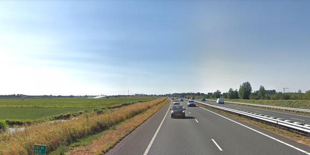 N11 richting Leiden komend weekend afgesloten vanwege werkzaamheden