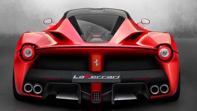 Ferrari houdt vast aan V12-motor ondanks milieueisen
