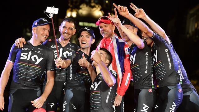 Hinault: 'Froome moet volgend jaar voor eindzege in Giro gaan'