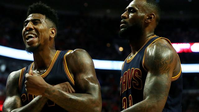 Cavaliers bereiken finale Eastern Conference in NBA