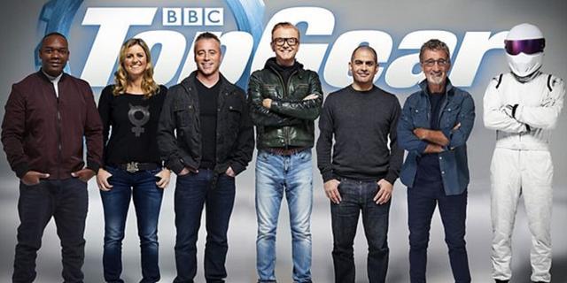 Britse kijkcijfers Top Gear vallen tegen