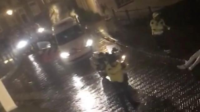 Man die agent in Amersfoort heeft aangevallen voorlopig vrij
