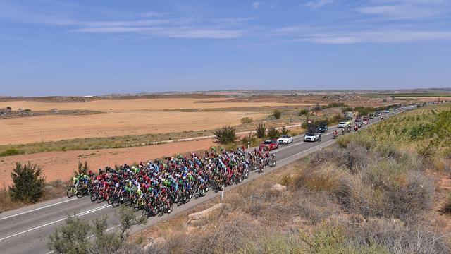 Liveticker Vuelta: Gesink strijdt opnieuw om dagzege (gesloten)
