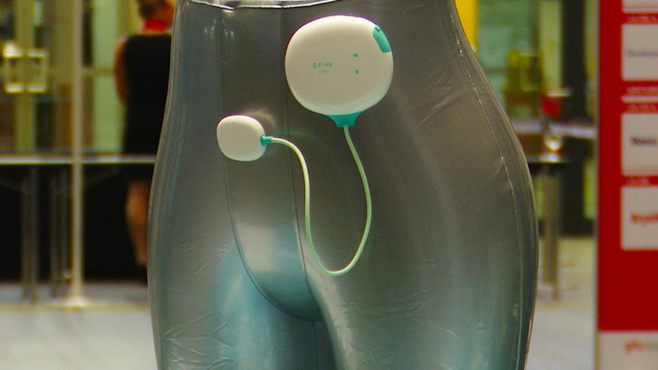 Dankzij deze gadget plas je nooit meer in je broek