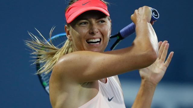 Sharapova kampt opnieuw met blessure en trekt zich terug in Stanford