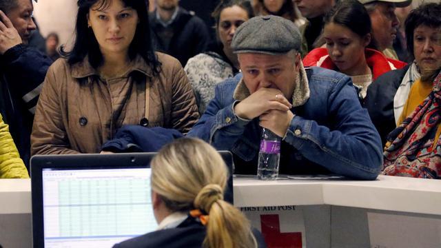 Grote Europese maatschappijen mijden Sinaï na vliegramp
