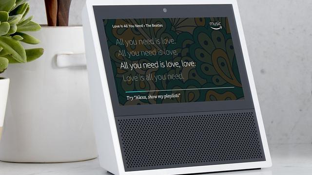 'Google werkt aan slimme assistent met ingebouwd beeldscherm'