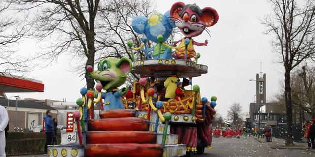 'Grote optocht Prinsenbeek gaat gewoon door'
