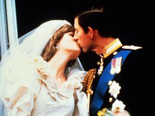De bruiloft van Charles en Diana was een sprookje, maar gedoemd te mislukken