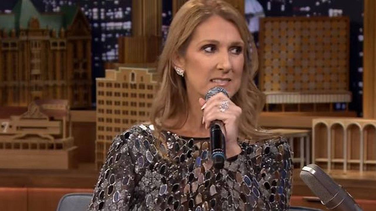 Céline Dion pakt uit met karaoke