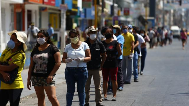 Honderden vrouwen en meisjes in Peru vermist sinds begin coronacrisis