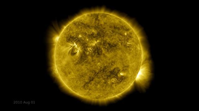 Vet: zo veranderde de zon in 10 jaar tijd