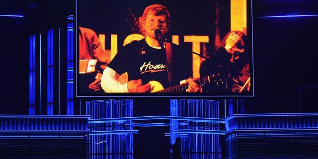 Ed Sheeran en Kendrick Lamar grote winnaars Billboard Awards