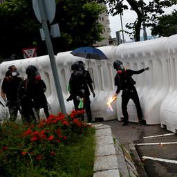 'Hongkong ziet toename in online zetten van privédata na protesten'