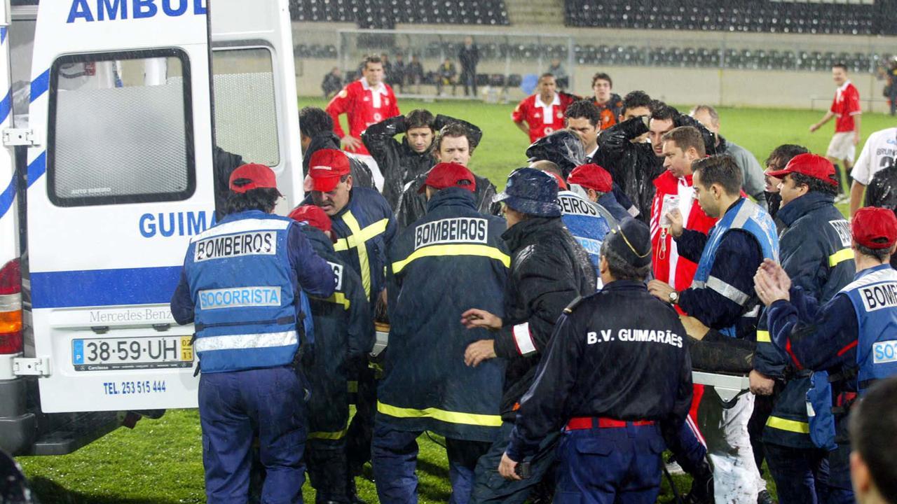 Deze voetballers stierven net als Cheick Tioté door hartproblemen