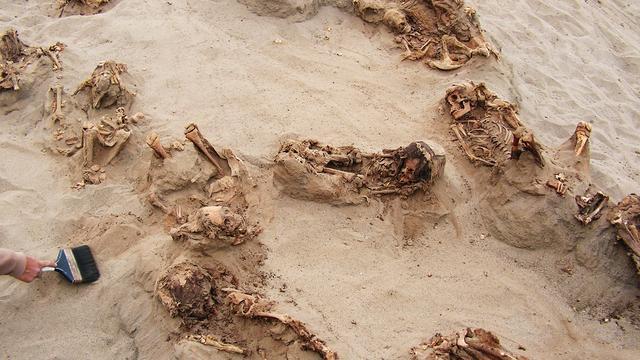 Massagraf met meer dan 140 geofferde kinderen gevonden in Peru