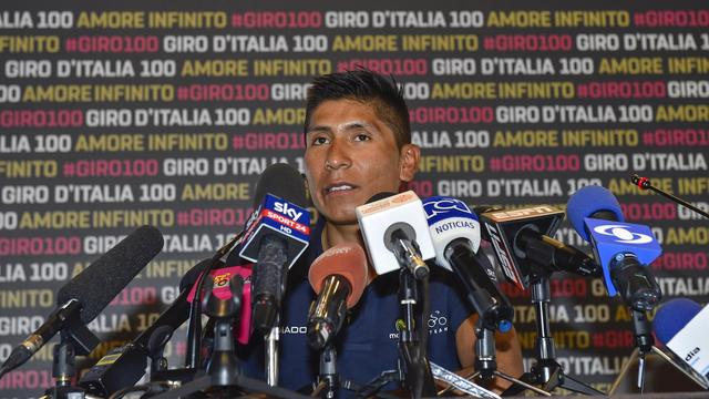 Quintana verwacht bijzondere Giro door grote aantal favorieten