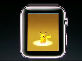 Pokémon kunnen met smartwatch worden gezocht