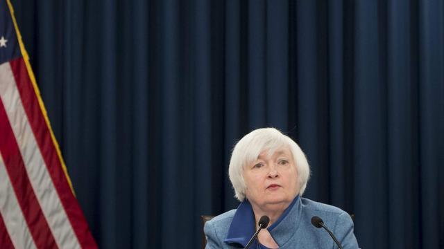 Voorzitter centrale bank VS vindt financieel systeem sterker door crisisregels