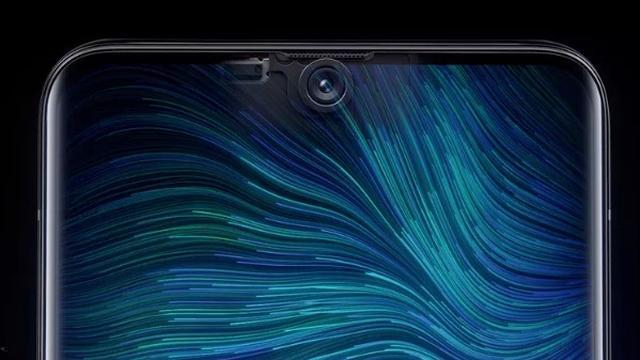 Oppo geeft details prijs over cameralens onder smartphonescherm