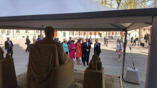 Hoog bezoek in Middelburg voor uitreiking Four Freedoms Awards