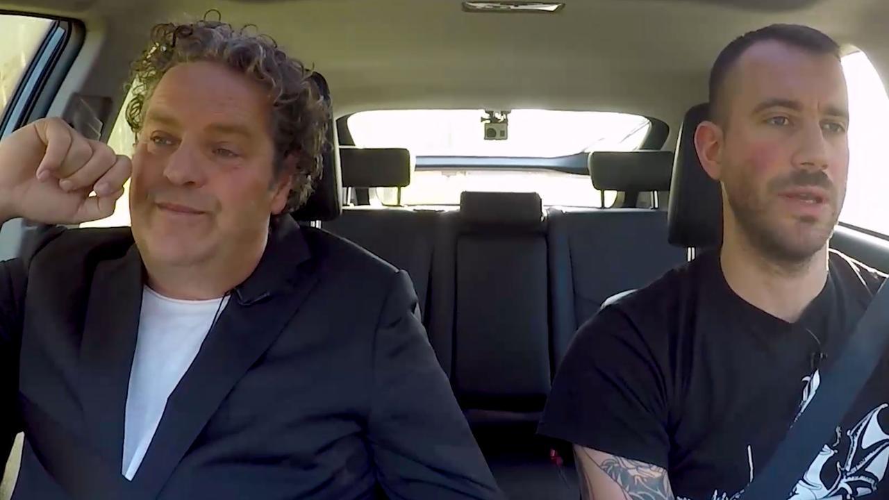 In de auto met Dirk Zeelenberg: Acteerwereld vreselijk en vol misbruik