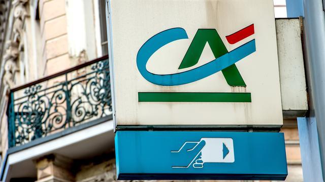 Franse bank Crédit Agricole ziet winst verviervoudigen