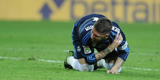 Ramos en Juanfran melden zich af voor oefenduels Spanje