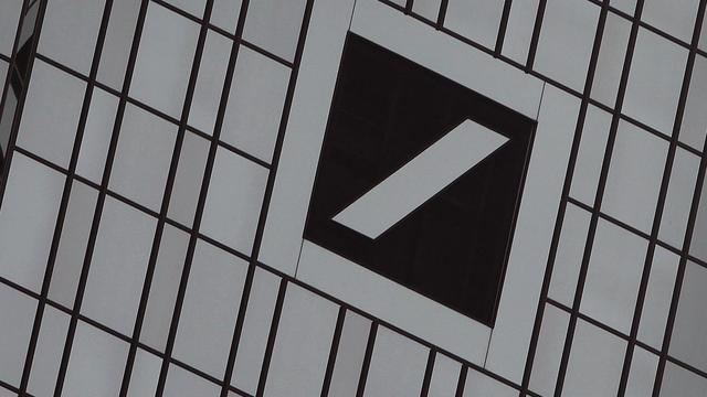 Lagere winst voor Deutsche Bank