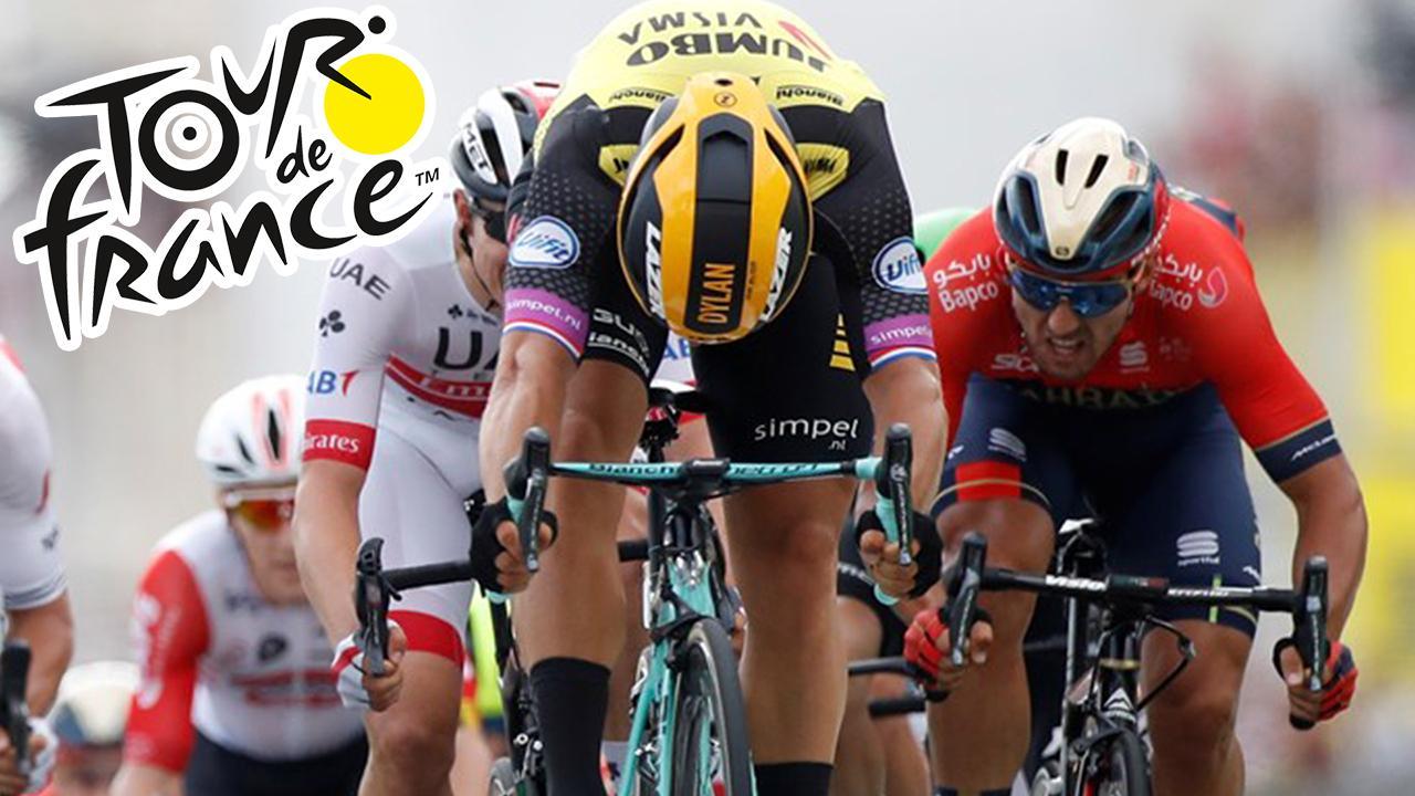Tour dag 16: 'Renners hopen door enorme hitte op rustige etappe'