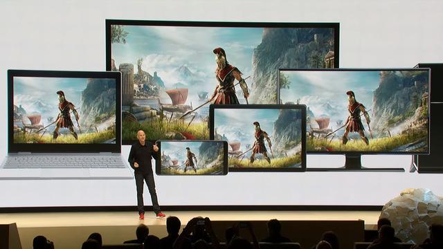 Google presenteert platform Stadia voor streamen van games