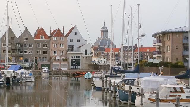 Bijzonder warm weekend met regen verwacht in Middelburg