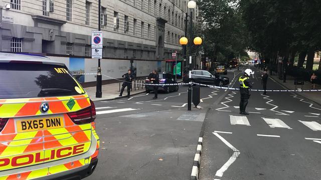 Aanvaller Brits parlement aangeklaagd voor poging tot moord
