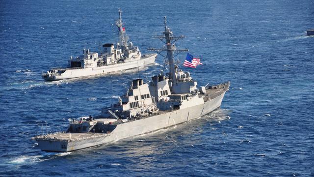 'Verenigde Staten leveren fregatten aan Taiwan'