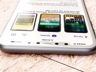 Apple's nieuwe smartphone zou 3GB aan RAM-geheugen krijgen