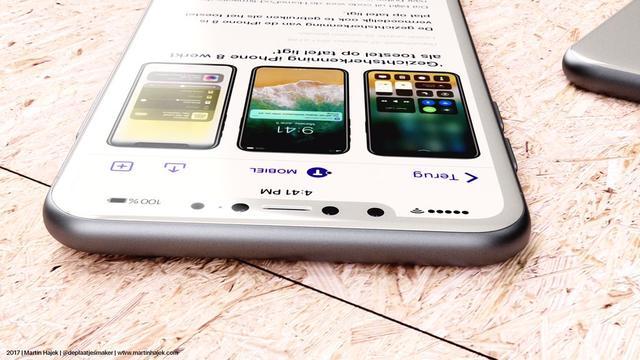 'Nieuwe iPhone met OLED-scherm krijgt 12 megapixel-camera'
