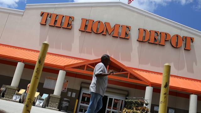 Home Depot profiteert van betere huizenmarkt