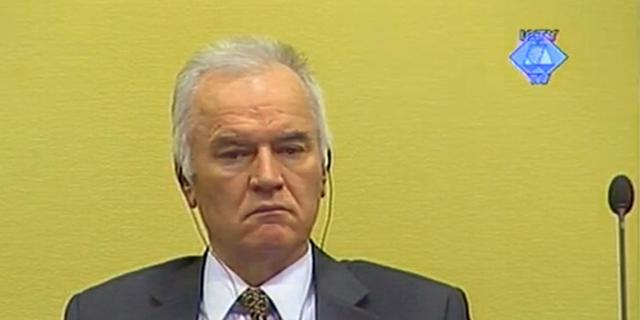 Aanklager eist levenslang tegen Ratko Mladic voor genocide