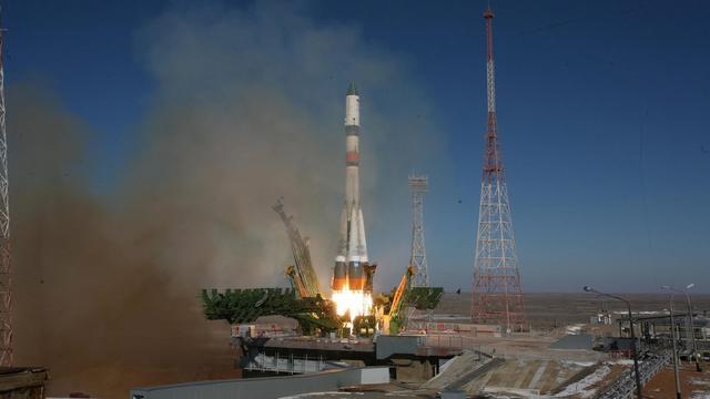Russische raket stort vlak na lancering neer in Siberië
