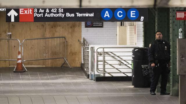 Dader aanslag metrostation New York veroordeeld voor terrorisme