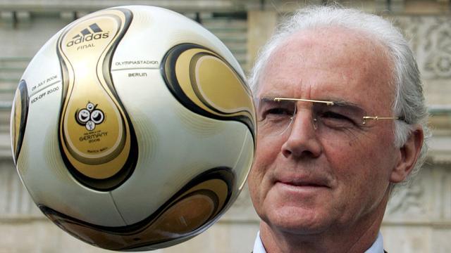 Zwitserse justitie ondervraagt Beckenbauer over fraude bij toewijzing WK