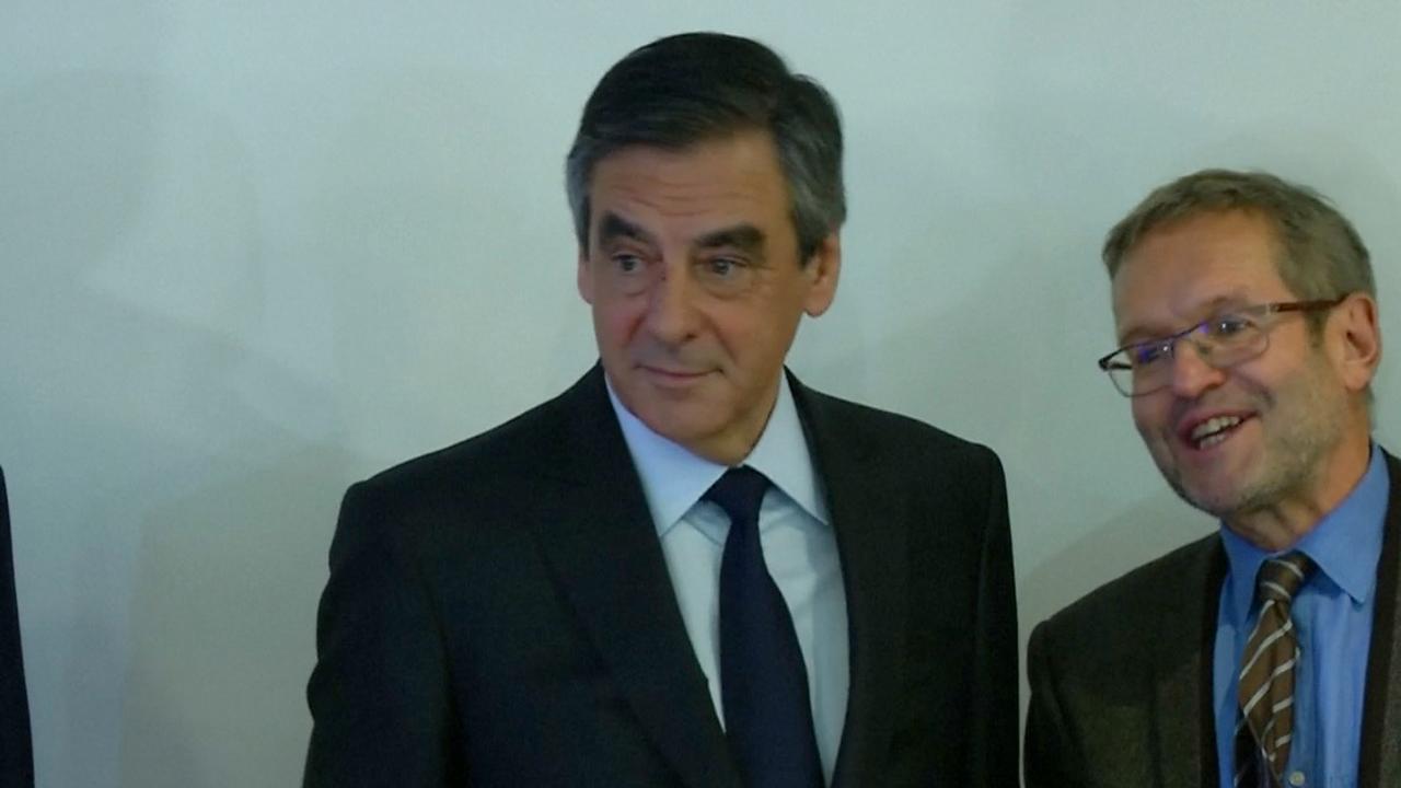 François Fillon wint verkiezingen Franse Republikeinen